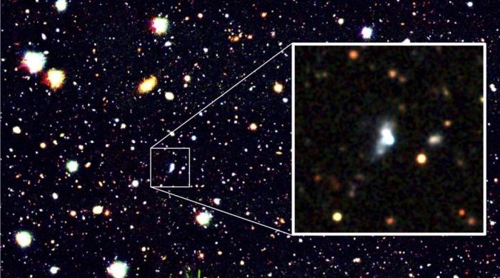形成まもない銀河を現在の宇宙の中で発見 AIが探索に貢献 東大など |  財経新聞