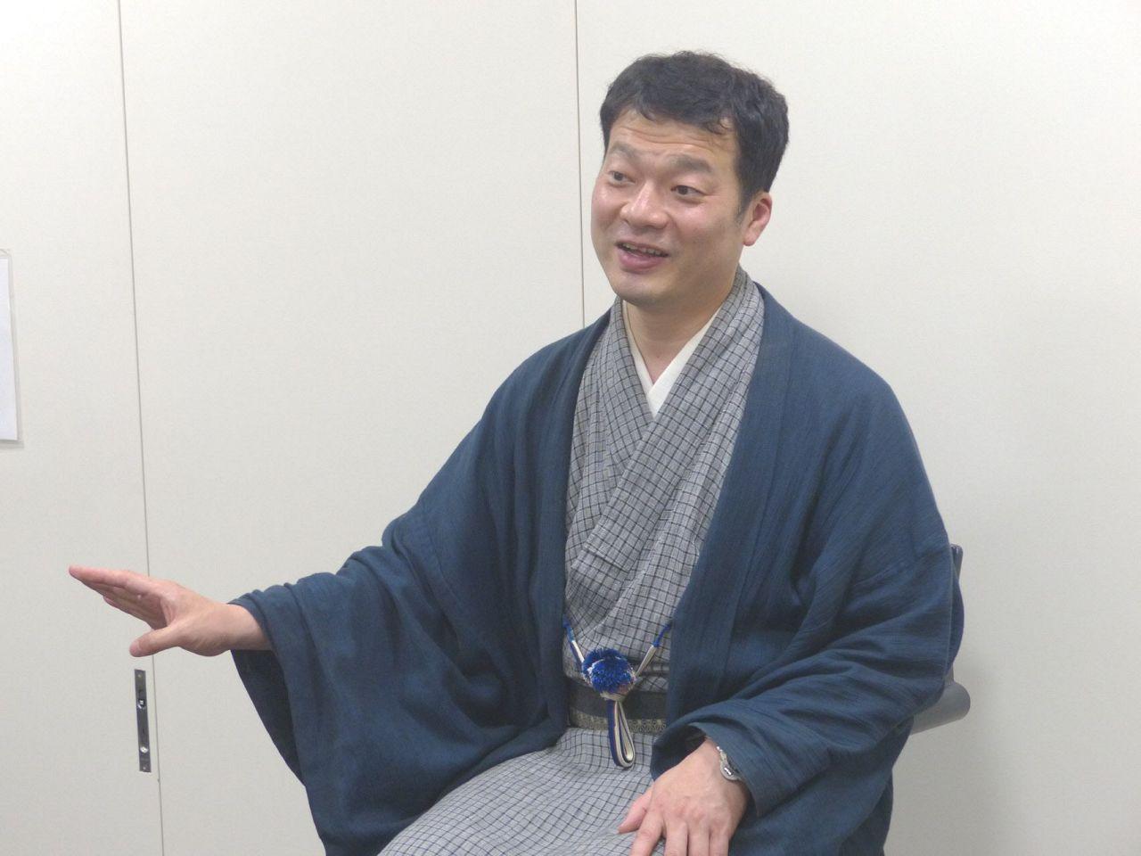 かわぐちかいじさん長男の能楽師・川口晃平、VR能「攻殻機動隊」に手応え(中日スポーツ) - Yahoo!ニュース