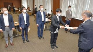 「戦略マネージャー」5人就任 岡山市、プロ人材が重要施策立案:山陽新聞デジタル さんデジ