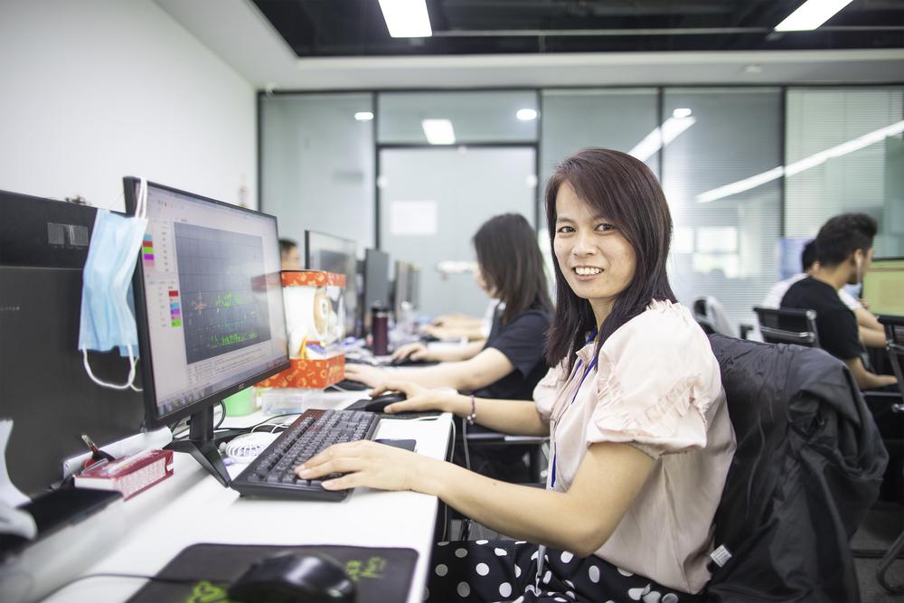 バイドゥ、20年4~6月期は4割増益 AI新事業に期待 写真1枚 国際ニュース:AFPBB News