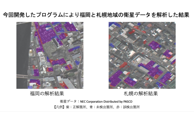駐車場用のスペースを自動検出するAI技術、約75%の精度を実現 | Ledge.ai