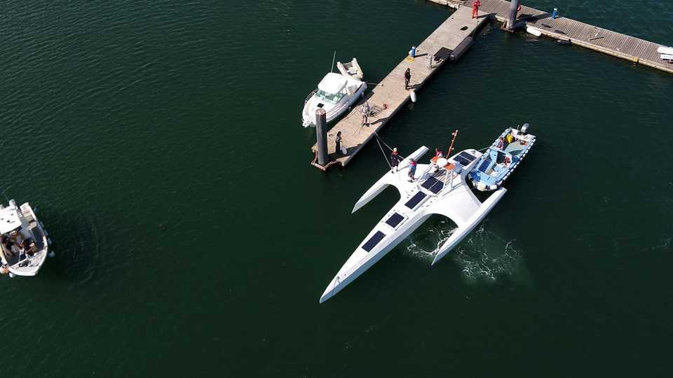 現代のメイフラワー号は、AI船長で自律航行…IBMが無人海洋調査船を開発   Business Insider Japan