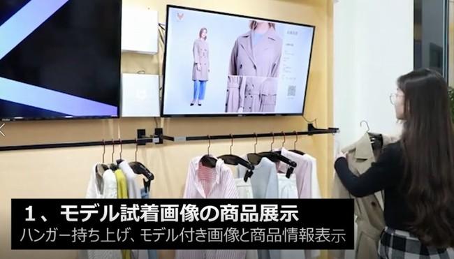 """最先端ファッションテックで新たなショッピングスタイルの確立へ! アパレル企業にバーチャル試着や無人店舗などを提供 ~スマホひとつで""""サイズ感""""が分かる!""""私らしさ""""が見つかる!~:時事ドットコム"""