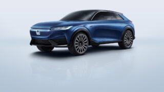 ホンダの新しいSUVがスタイリッシュだ! Honda SUV e:concept登場   GQ Japan