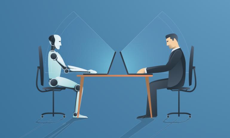 ビジネスパーソンの2人に1人が「自分の職業は人工知能に淘汰されない」|@DIME アットダイム
