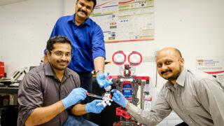 ロボットの痛覚と自己修復機能を増幅させる「ミニブレイン」開発成功...シンガポール - ROBOTEER(ロボティア)