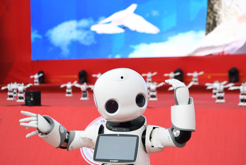 中国のAI特許出願、19年は3万件超 写真1枚 国際ニュース:AFPBB News