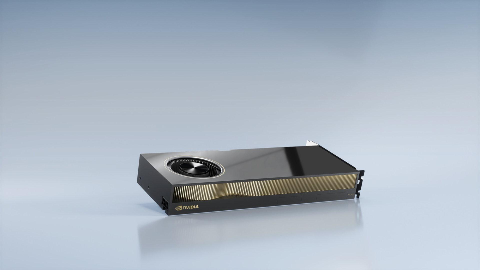 プロ向けGPUもAmpereアーキテクチャを採用! 「NVIDIA RTX A6000」「NVIDIA A40」登場 - ITmedia PC USER