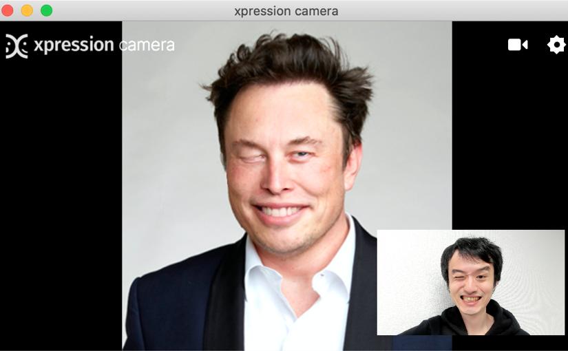 ビデオ会議で好きな画像に喋らせる無料カメラアプリ あらゆる人になりきれる | Ledge.ai