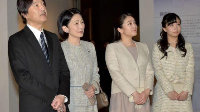 秋篠宮殿下「娘と話してない」で心配される「質問のタブー」(NEWS ポストセブン) - Yahoo!ニュース