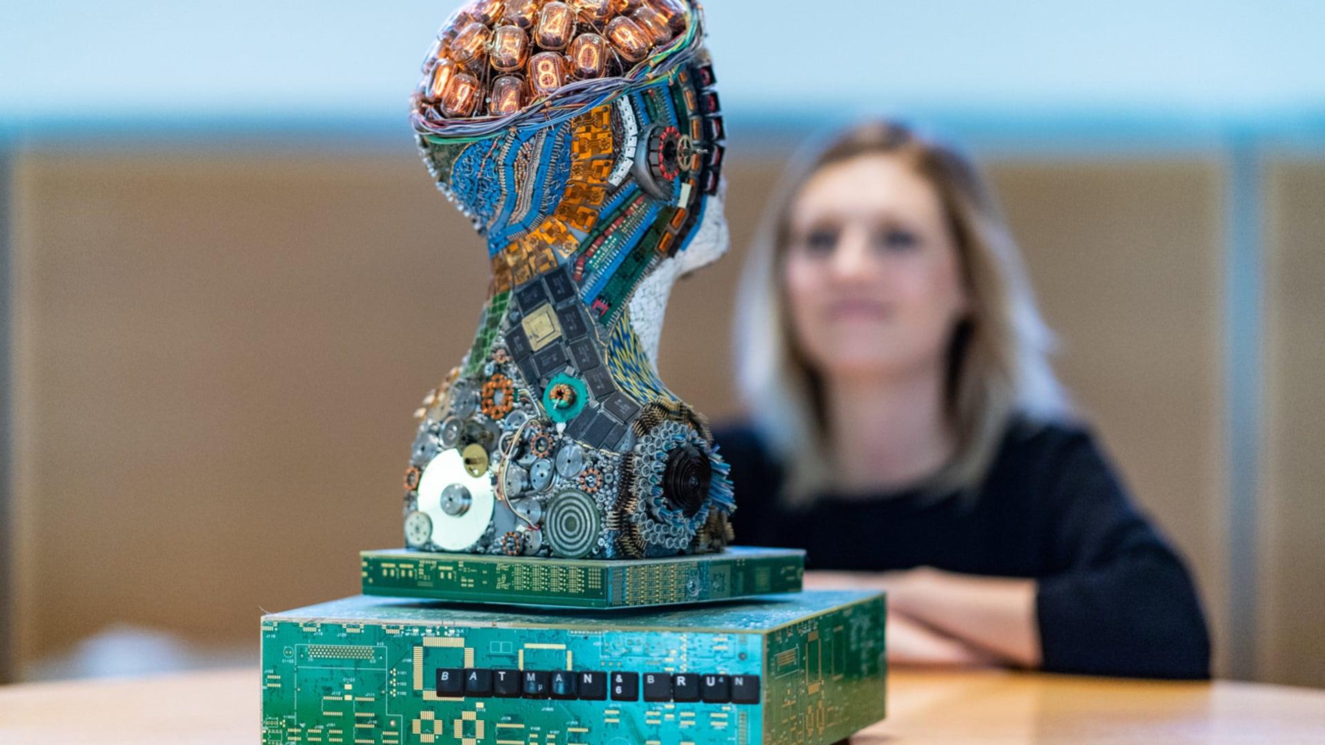 「AIは人の代わりにはならない」連邦工科大に新研究拠点 - SWI swissinfo.ch