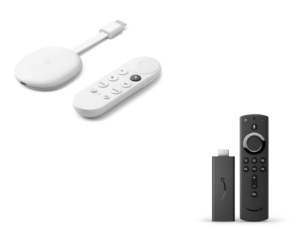 「Chromecast with Google TV」と「Fire TV Stick」「Fire TV Stick 4K」は何が違う? 比べてみよう【比較】【2020年11月版】 - Fav-Log by ITmedia