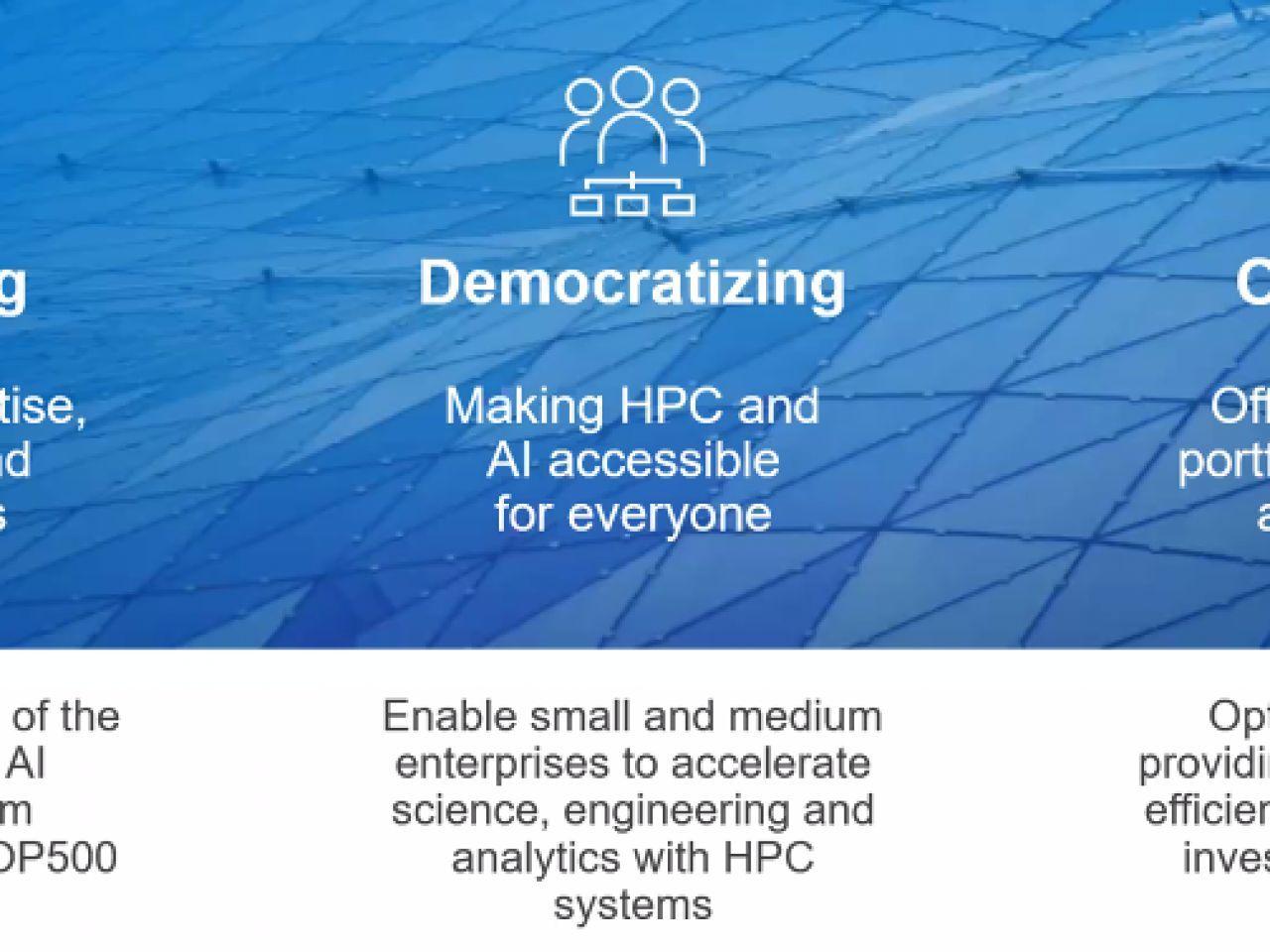 デル、ゲノミクスやAI、デジタル製造業など想定した新HPCシステム - ZDNet Japan