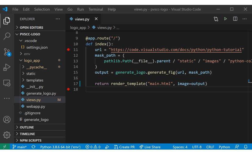 Visual Studio Code用のPython拡張機能に「debugpy 1.0」が追加 | Ledge.ai