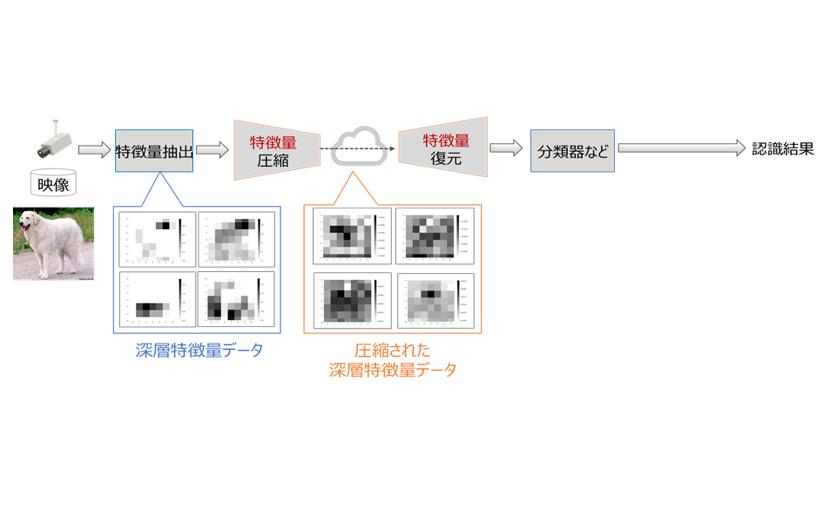 富士通、一般的な方式の100倍以上の圧縮率を誇る映像圧縮技術を開発 | Ledge.ai