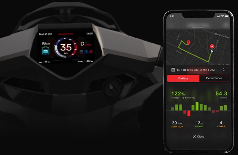 スマート電動バイクの量産を目指すScorpio Electric | Techable(テッカブル)