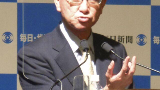 寄り添う社会へデジタル化 河野氏、少子高齢化に対応 - 産経ニュース