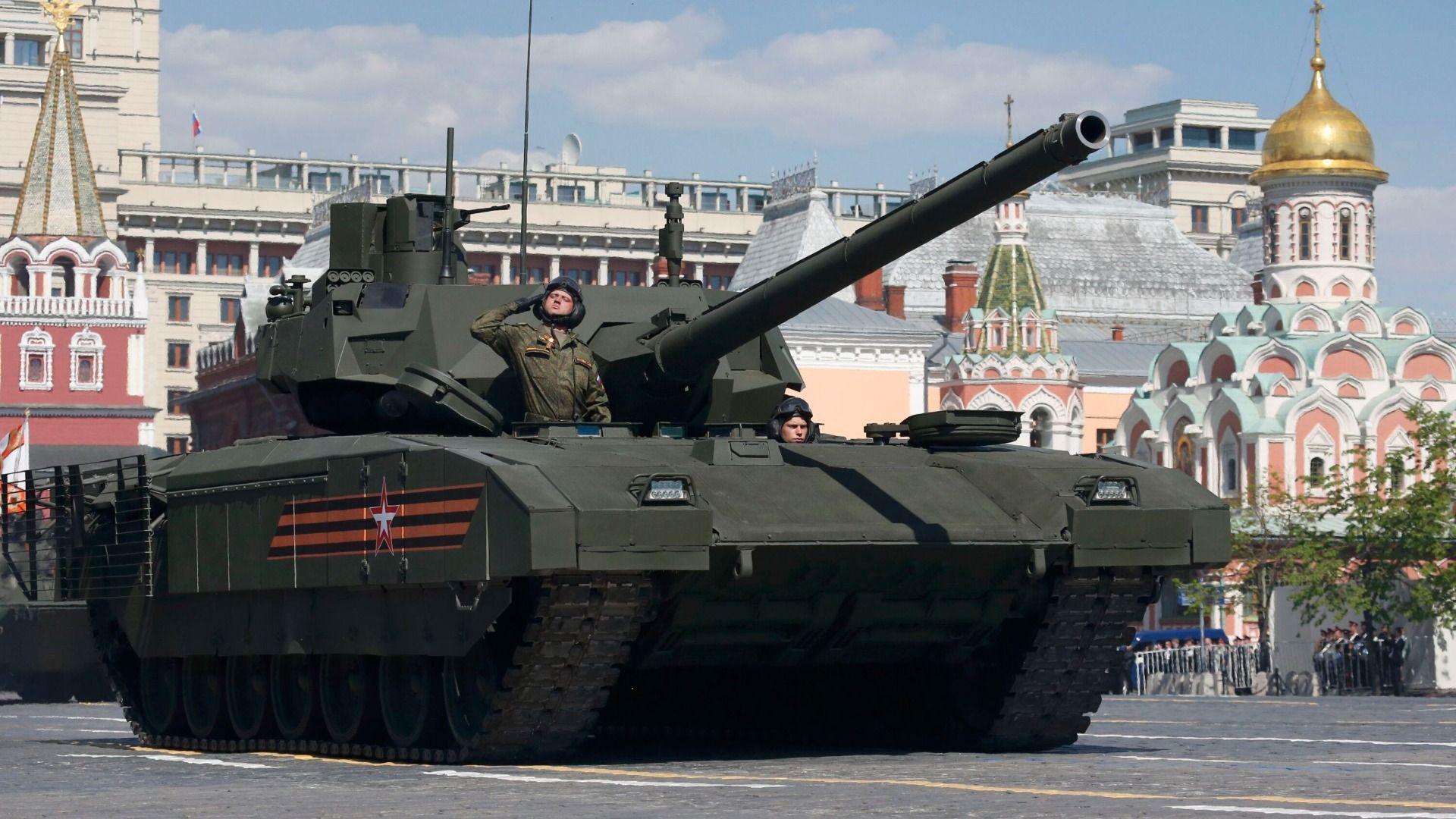 英国識者、ロシアの自律型戦車の開発に懸念を表明「数分で都市を徹底的に破壊する」(佐藤仁) - 個人 - Yahoo!ニュース