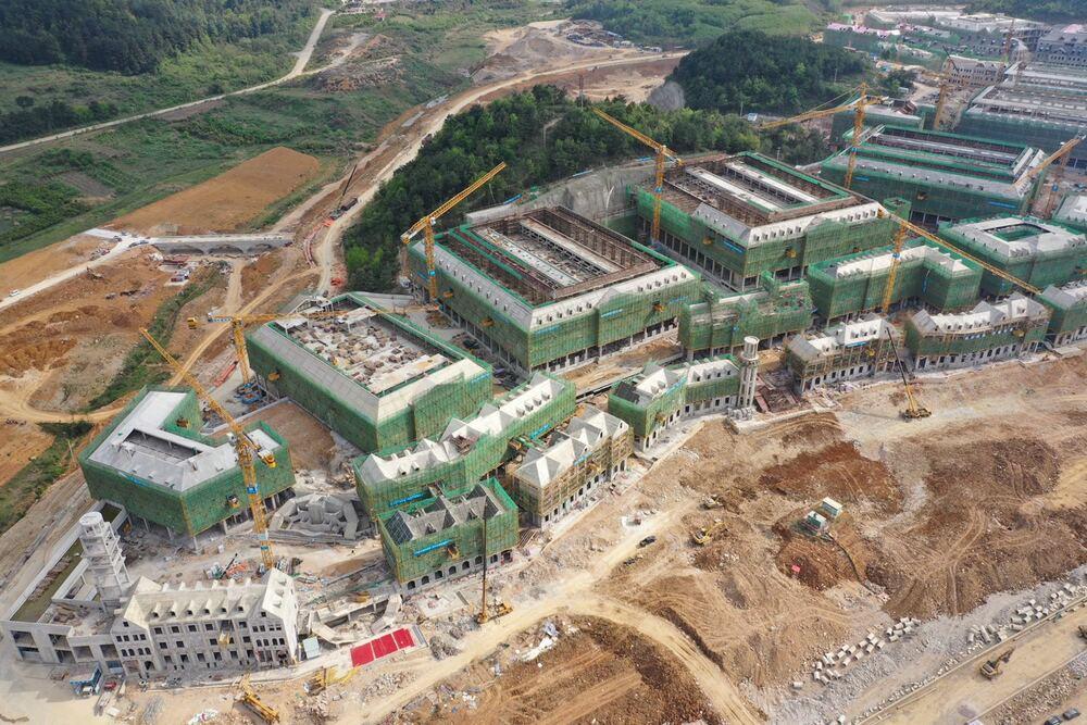 中国各地、「新型インフラ」投資で布石強化 写真1枚 国際ニュース:AFPBB News