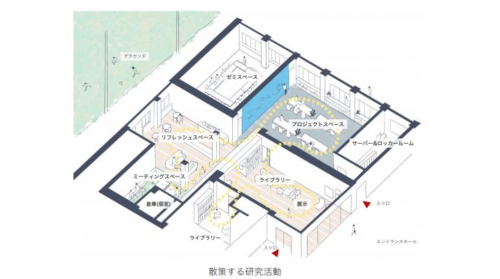 湘南工科大学が4月に新施設「AI R&Dセンター」をオープン -- 自由な発想を生み出すオープンラボ | 湘南工科大学