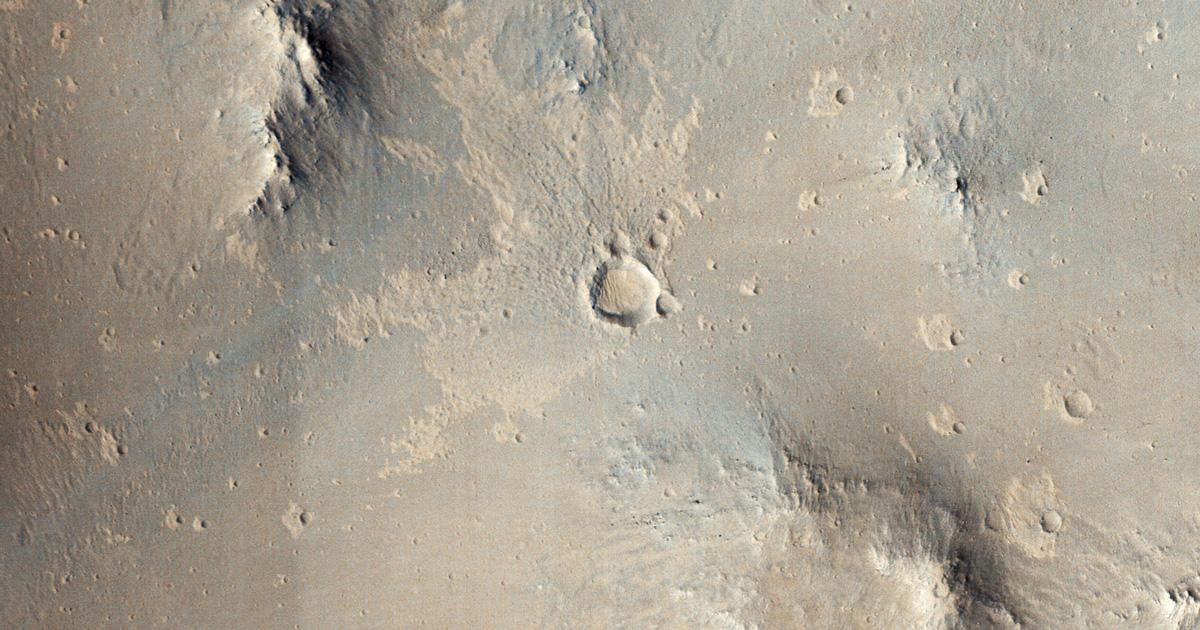 NASAは人工知能の力で、火星に新たなクレーター群を見つけ出す | WIRED.jp