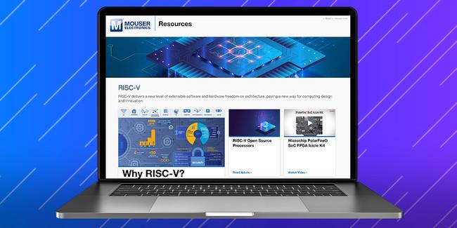 マウザー・エレクトロニクスはRISC-Vのリソースページを公開:時事ドットコム