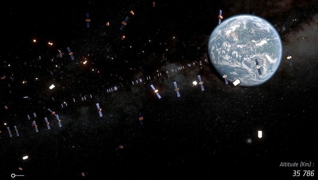 21世紀の宇宙飛行に必要不可欠なAI 理由はスペースデブリ!? | sorae 宇宙へのポータルサイト