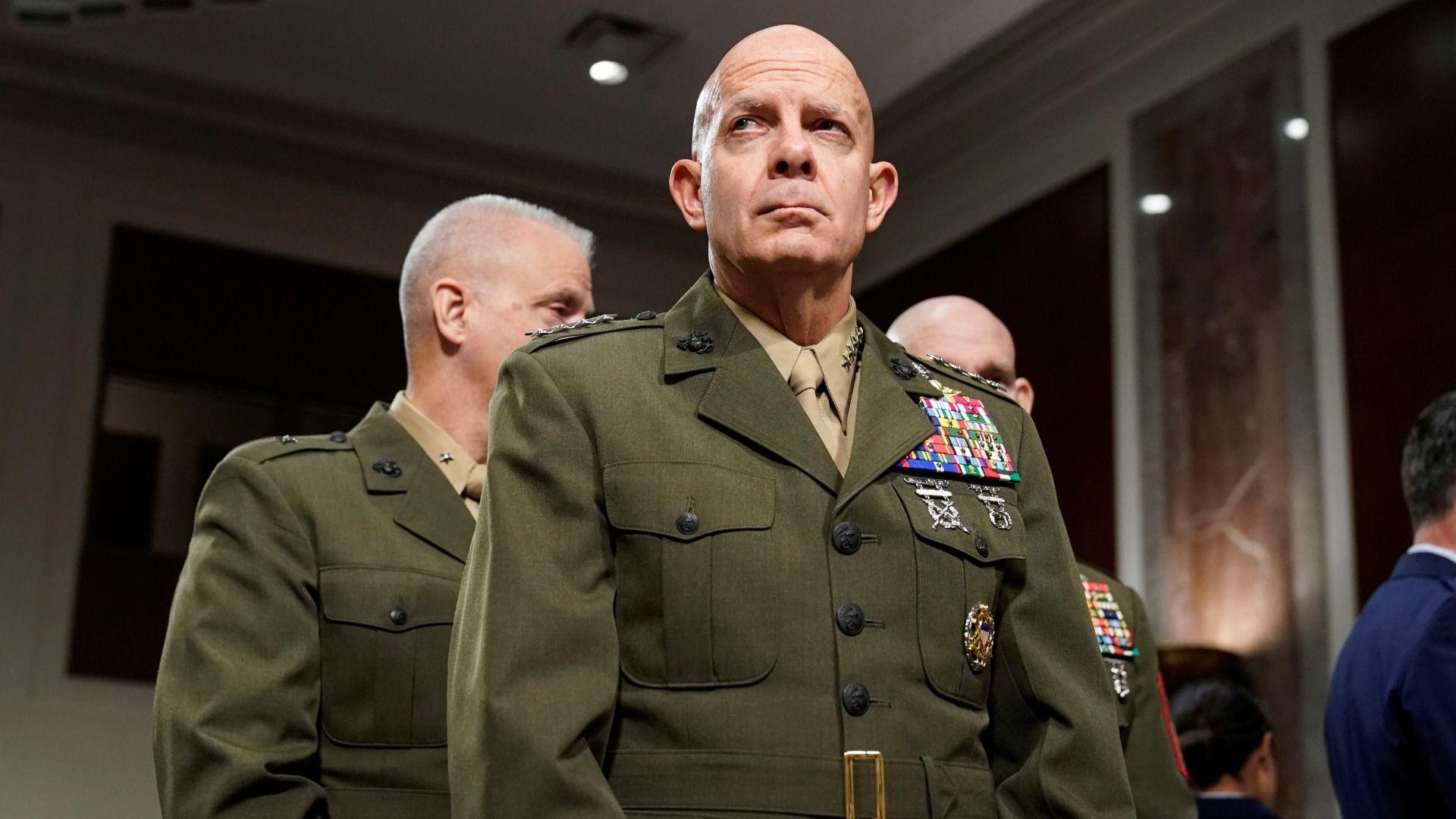 米海兵隊の総司令官、戦場におけるAI活用を訴求・自律型兵器の導入も指示(佐藤仁) - 個人 - Yahoo!ニュース